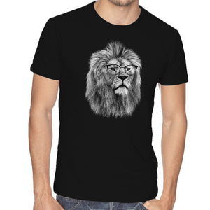 Philosopher Lion V1 T-Shirt