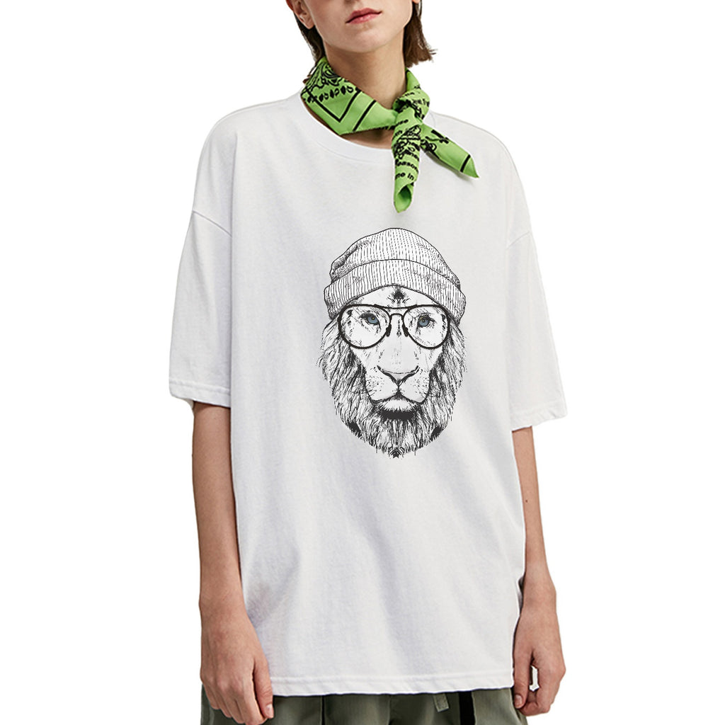 Cool Lion Oversized T-Shirt