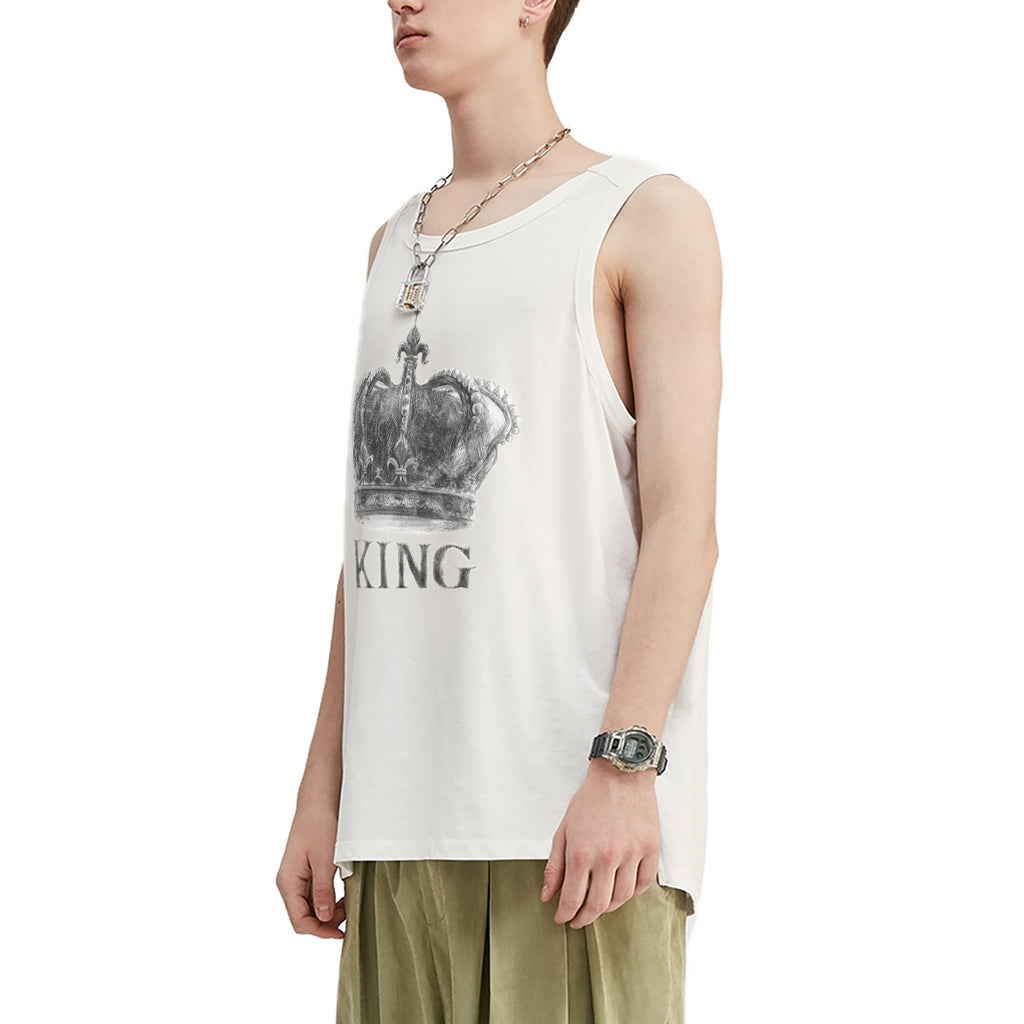 King Oversized Tank Top