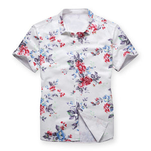 Floral Blossom Button Shirt
