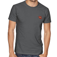 Vampire Embroidered T-Shirt