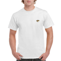 Eagle Embroidered T-Shirt