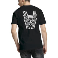 H Logo V-Neck T-Shirt