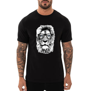 Blue Eyes Lion T-Shirt