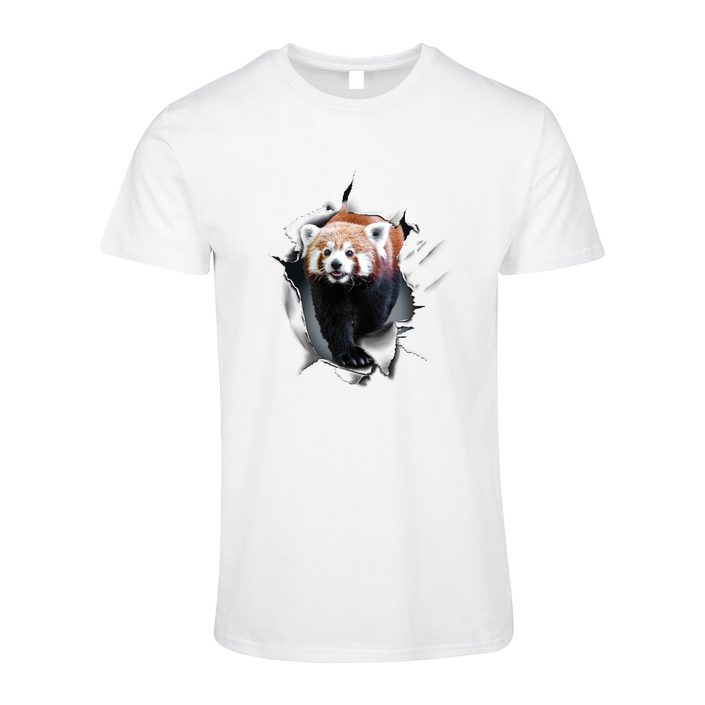 Red Pandas Forever T-Shirt