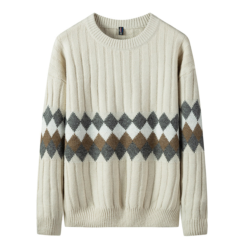 Loose Round Neck Sweater