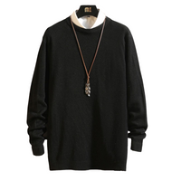 Round Neck Loose Sweater