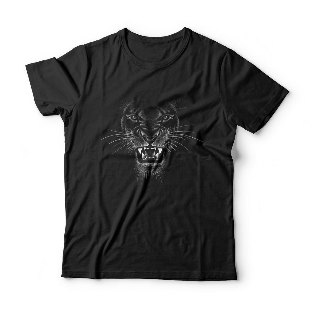 Snarling Tiger T-Shirt