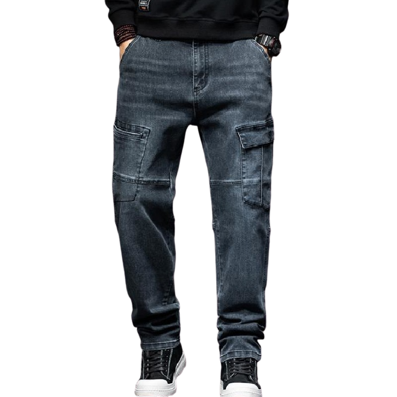 Outdoor Loose Jeans