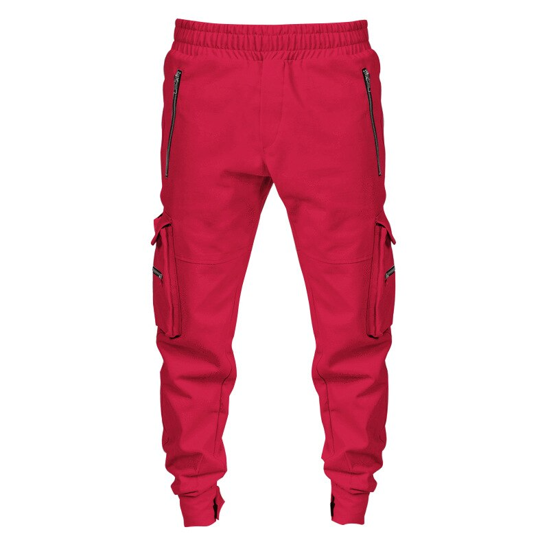 Multi Pocket Cargo Joggers
