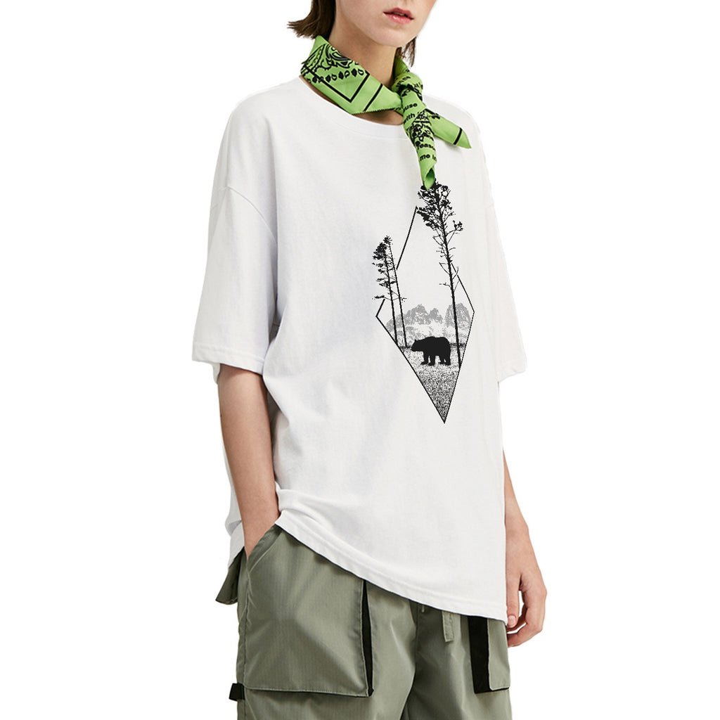 Bear Oversized T-Shirt