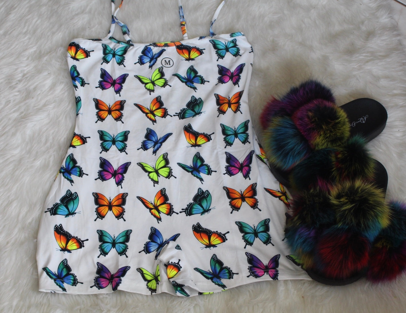 Butterfly Effect Strappy