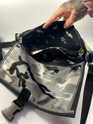 Mini Camo Dama Bag