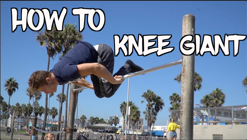 How to Knee Giant   Warrior FIT