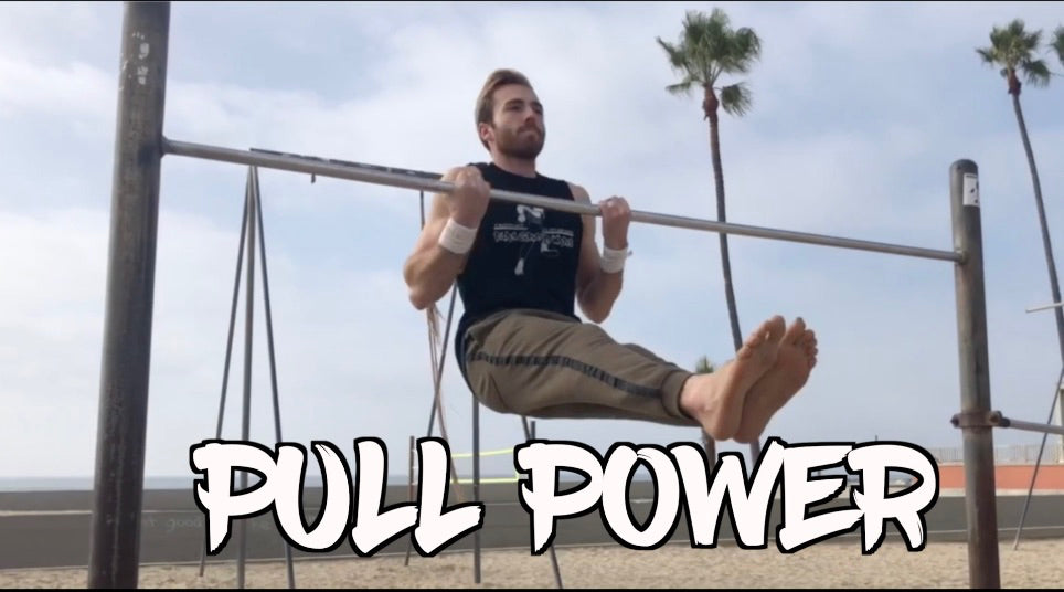 Pull Power | Warrior FIT