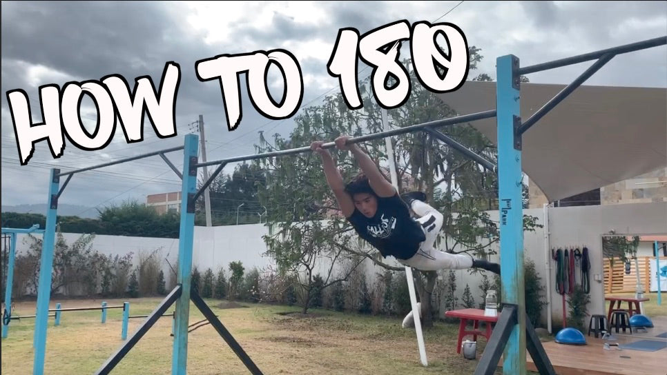 How to Swing 180 | Warrior FIT