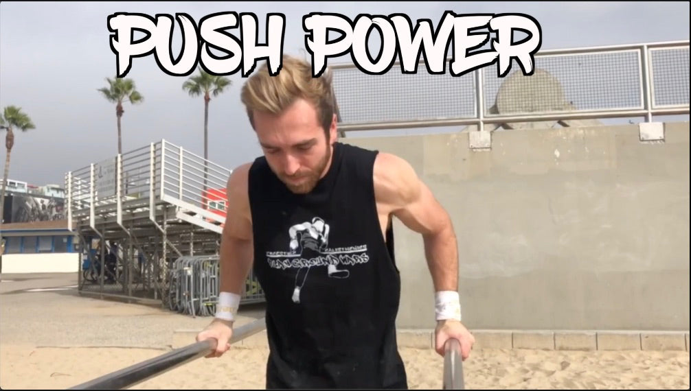 Push Power | Warrior FIT