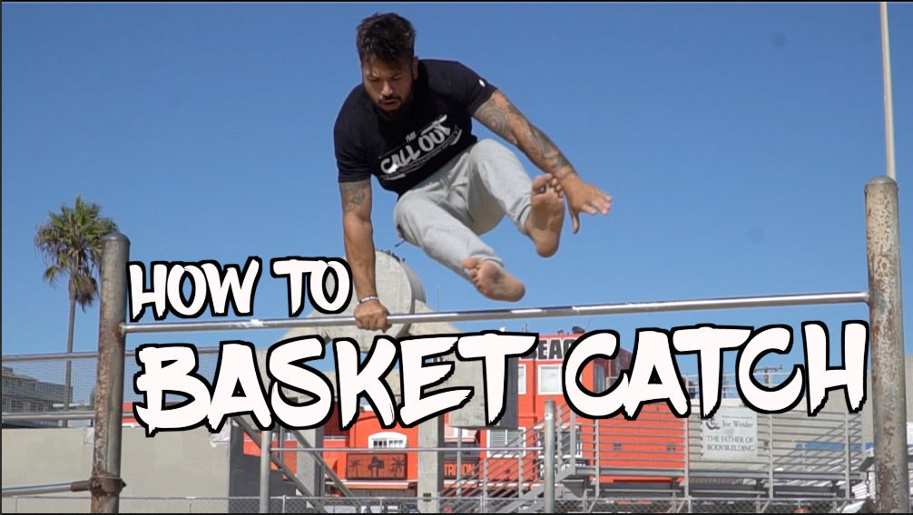 How to Basker Catch  | Warrior FIT