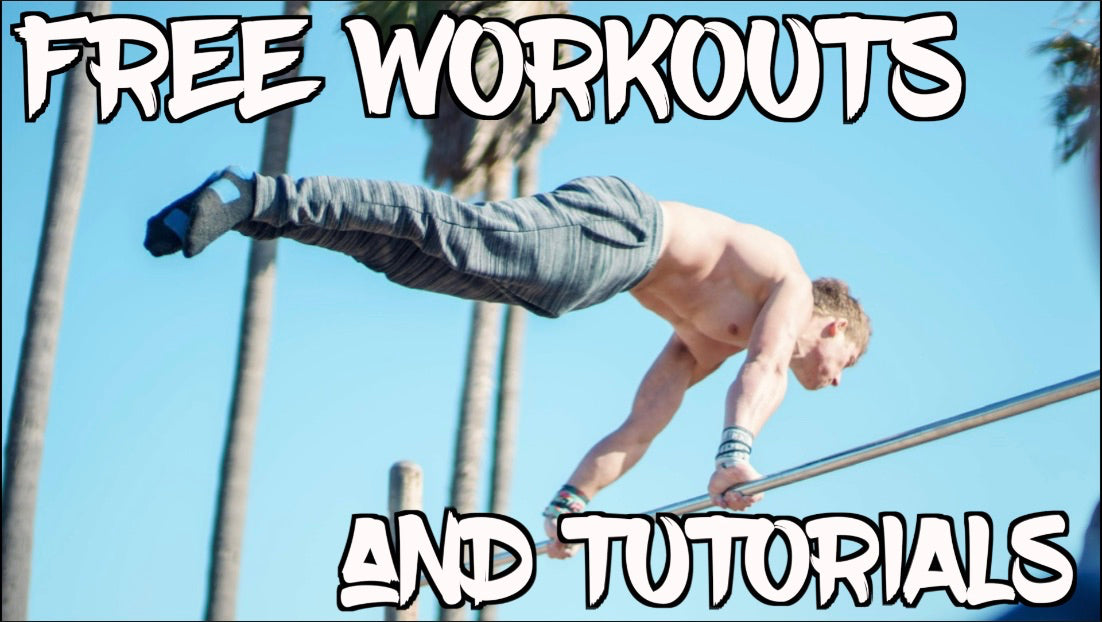 Free Workouts and Tutorials