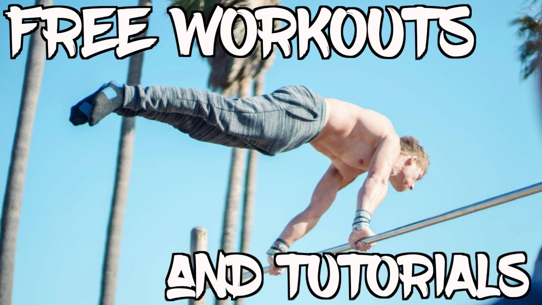 Free Bodyweight Workouts and Tutorials