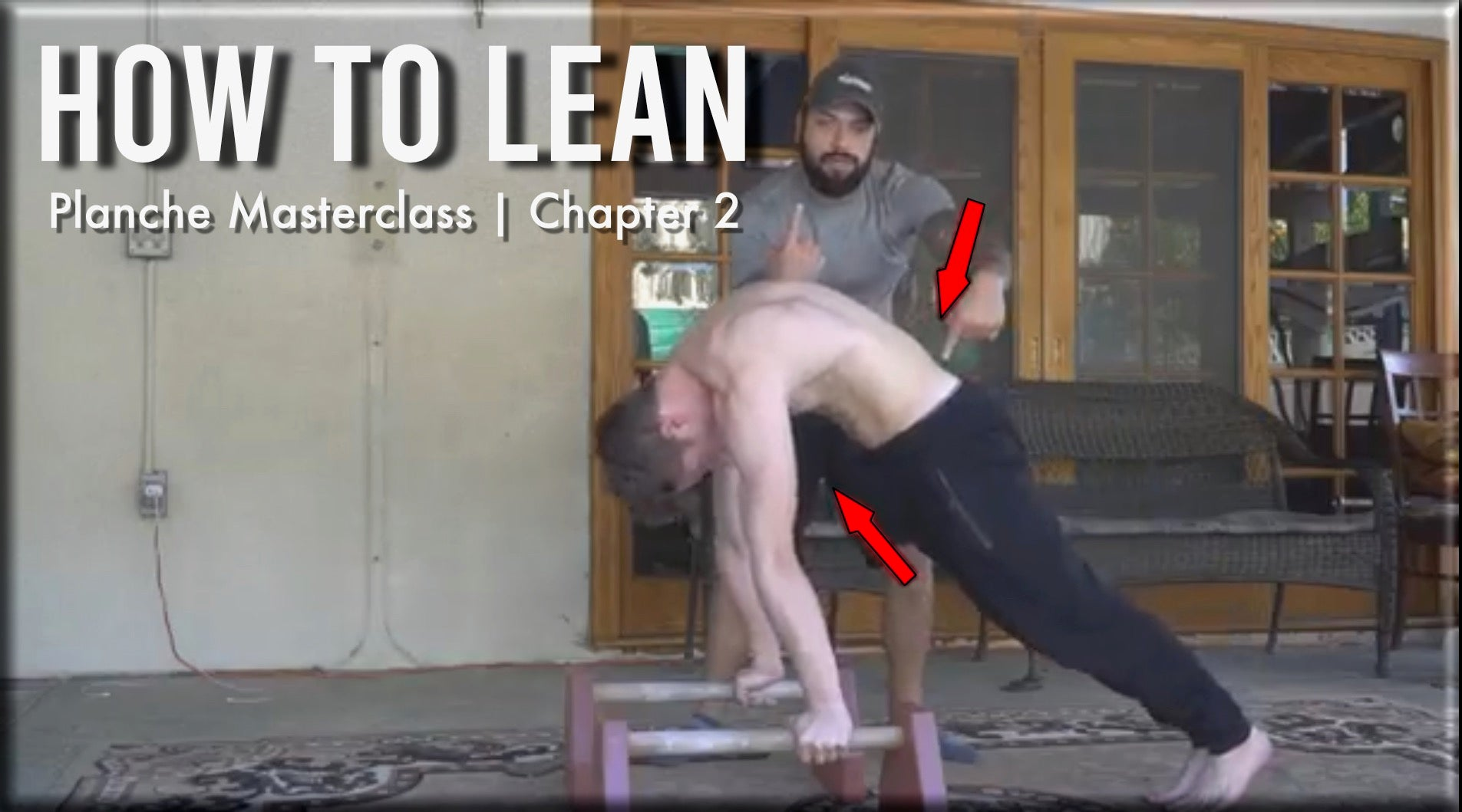 Planche Masterclass Chapter 2