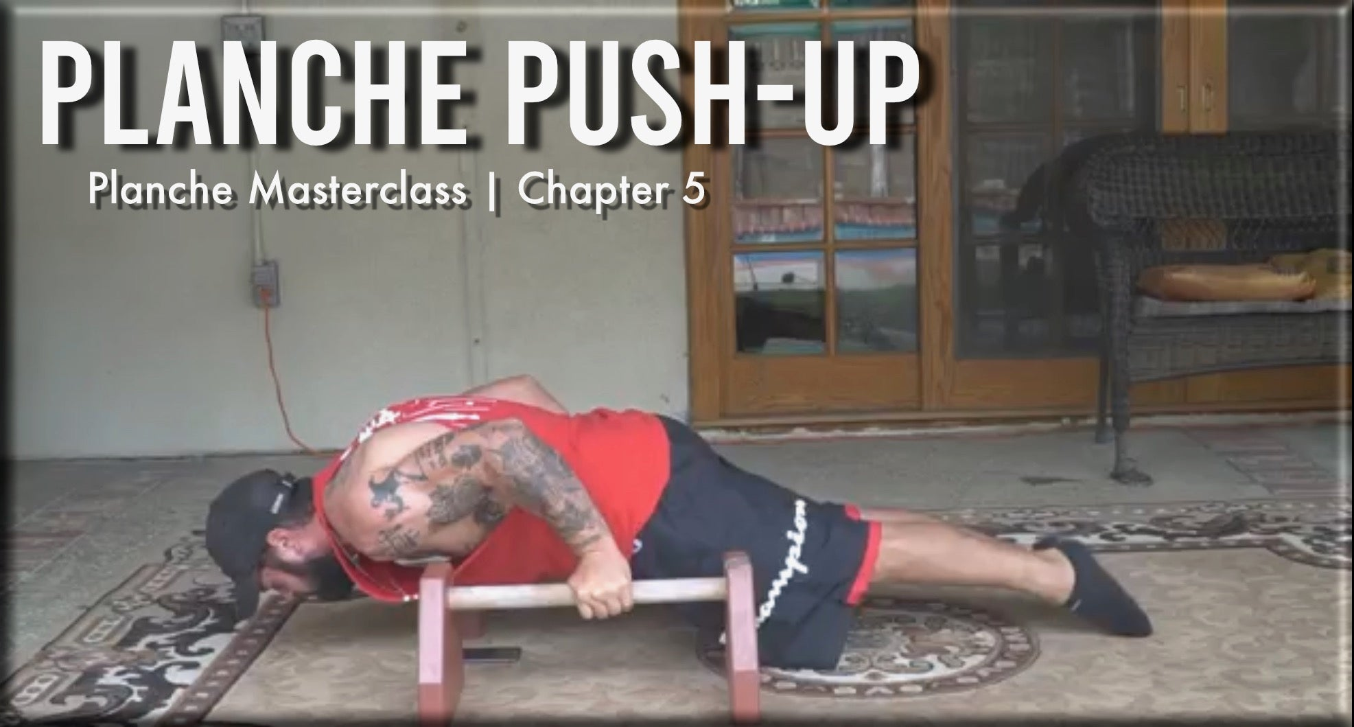 Planche Masterclass Chapter 5