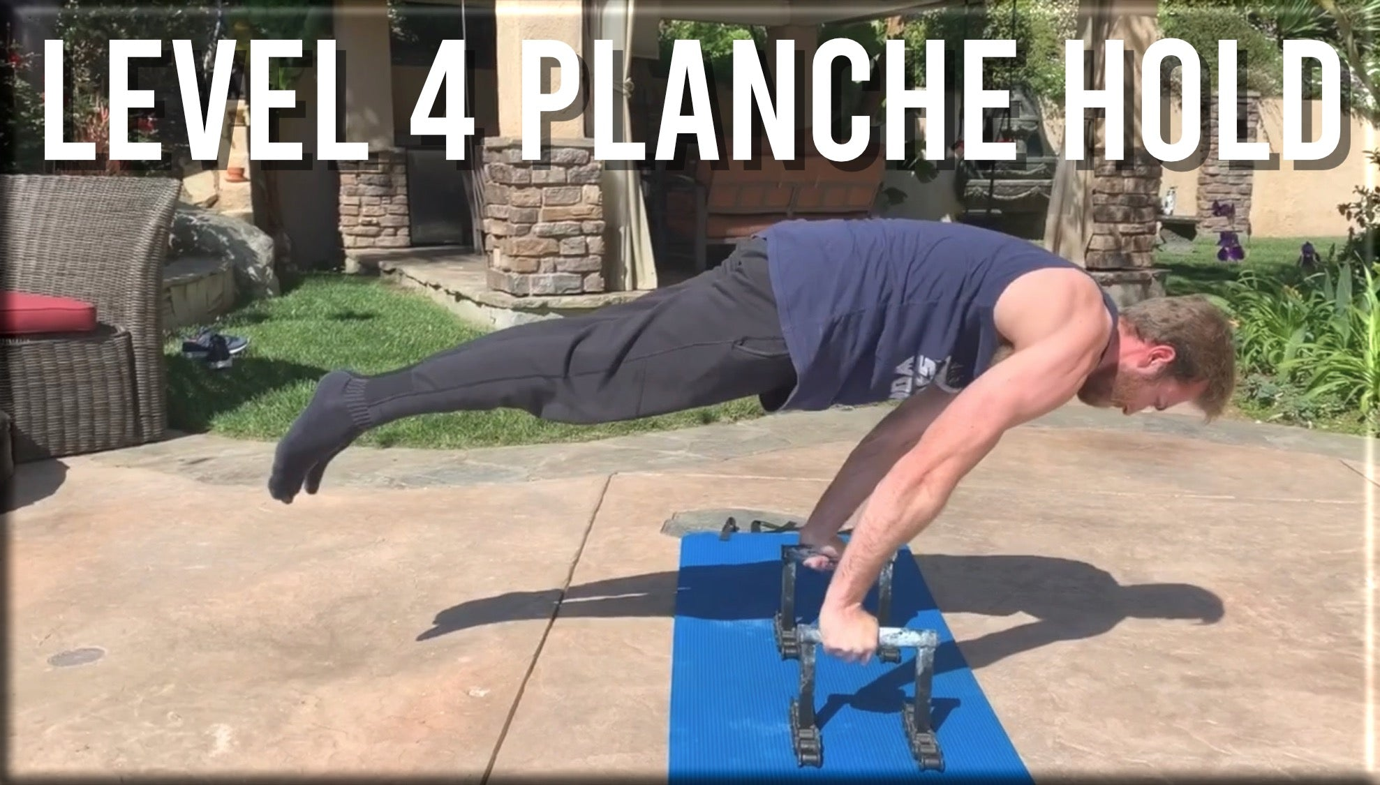 Level 4 Planche Hold