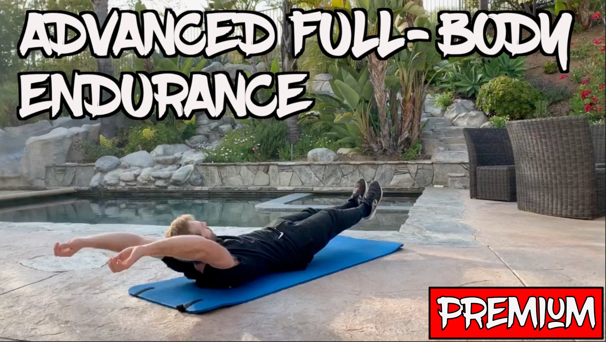 Advanced Full Body Endurance | Warrior FIT