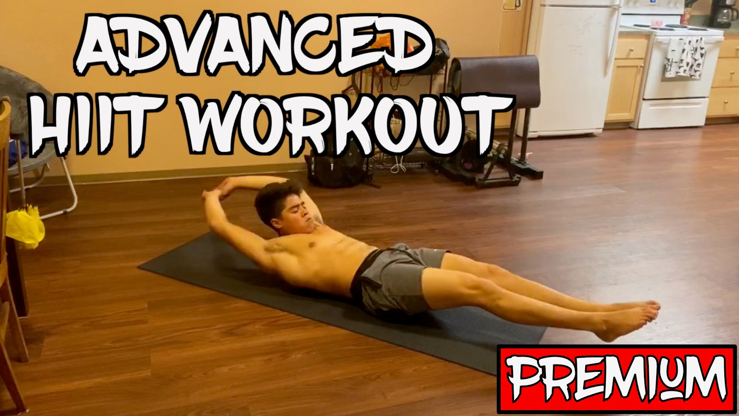 Advanced HIIT At Home Workout | Warrior FIT