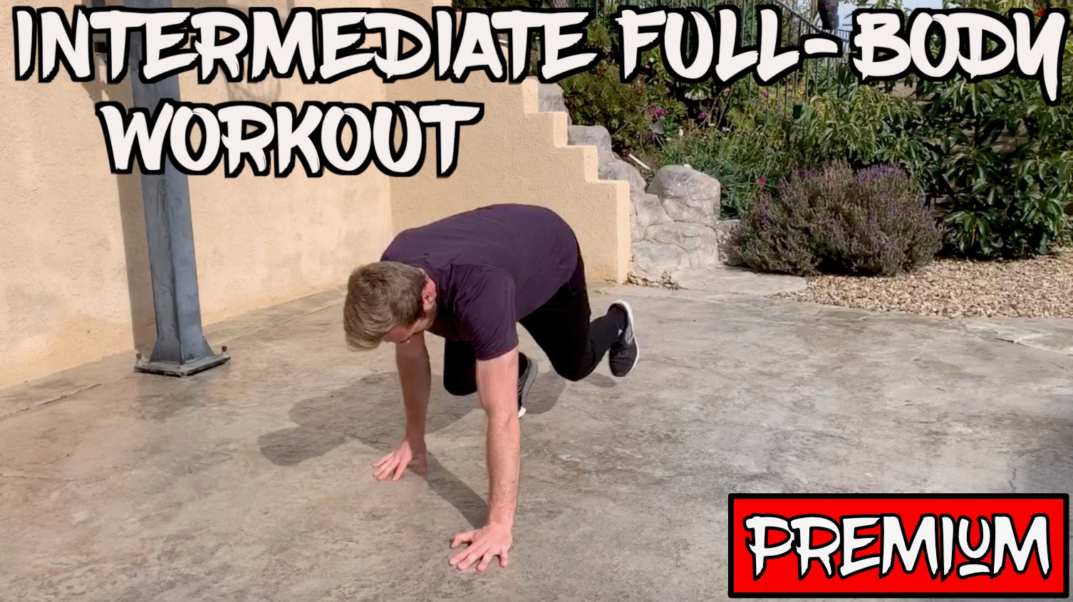 Intermediate Full-Body Workout