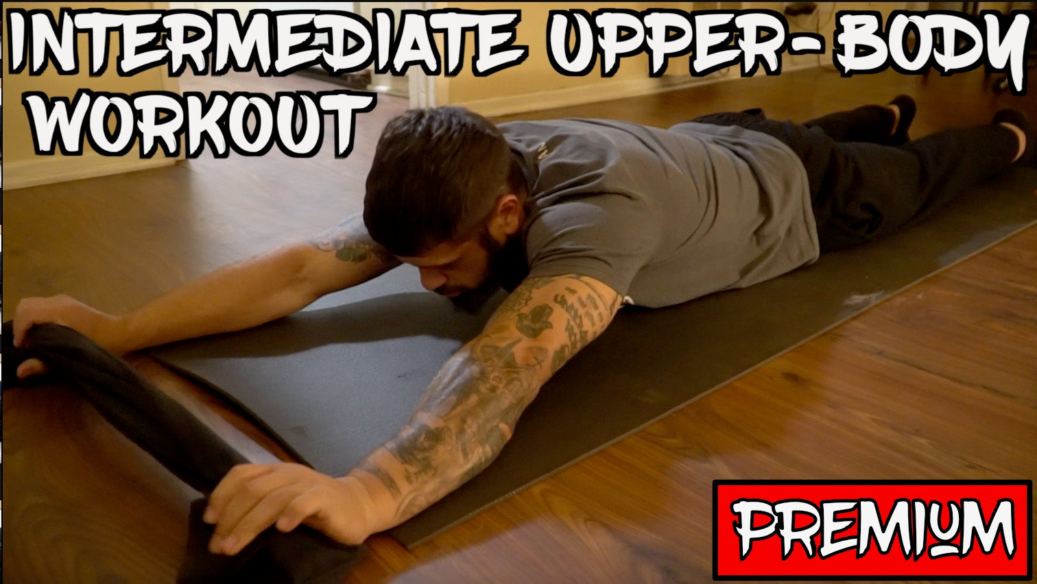 Intermediate Upper-Body Workout