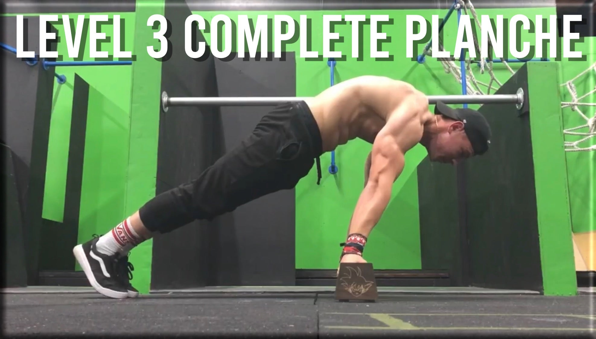 Level 3 Complete Planche