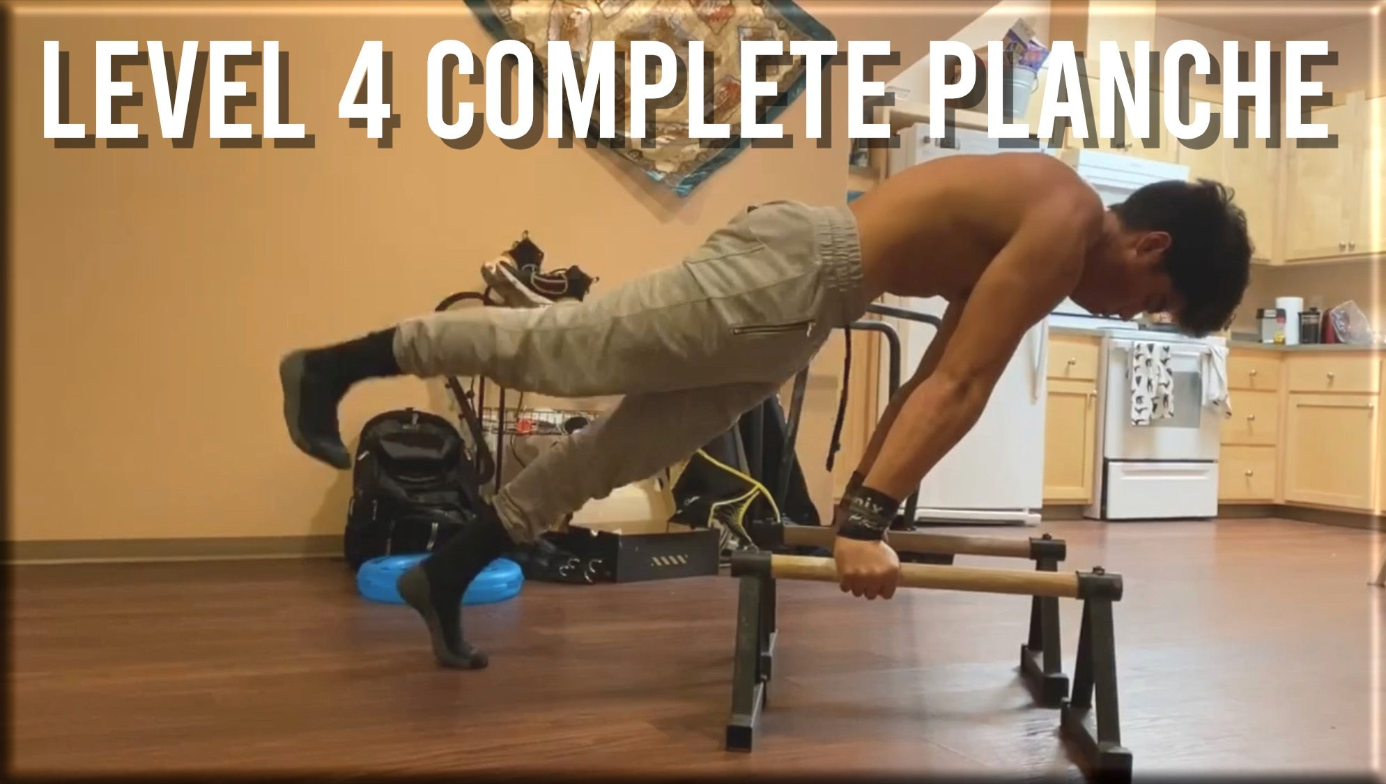 Level 4 Complete Planche
