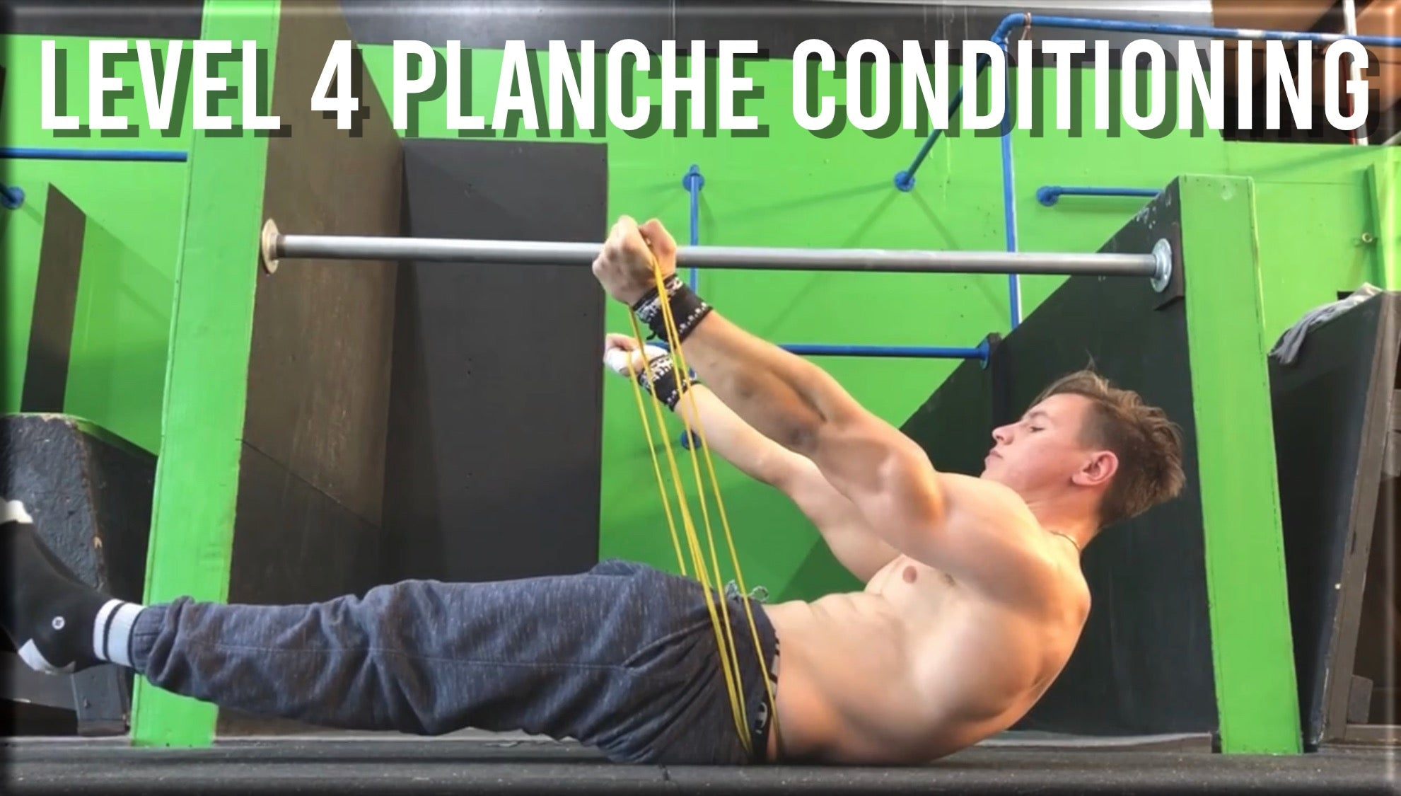 Level 4 Planche Conditioning