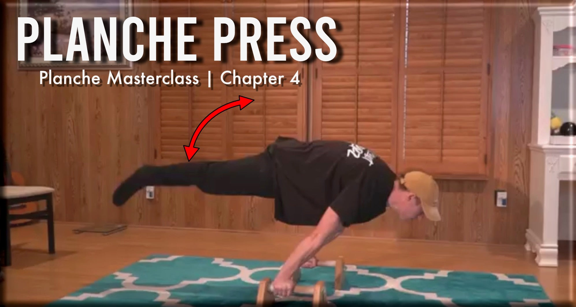 Planche Masterclass Chapter 4