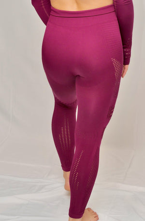 Warrior Fitted Leggings - West Coast Warriorz