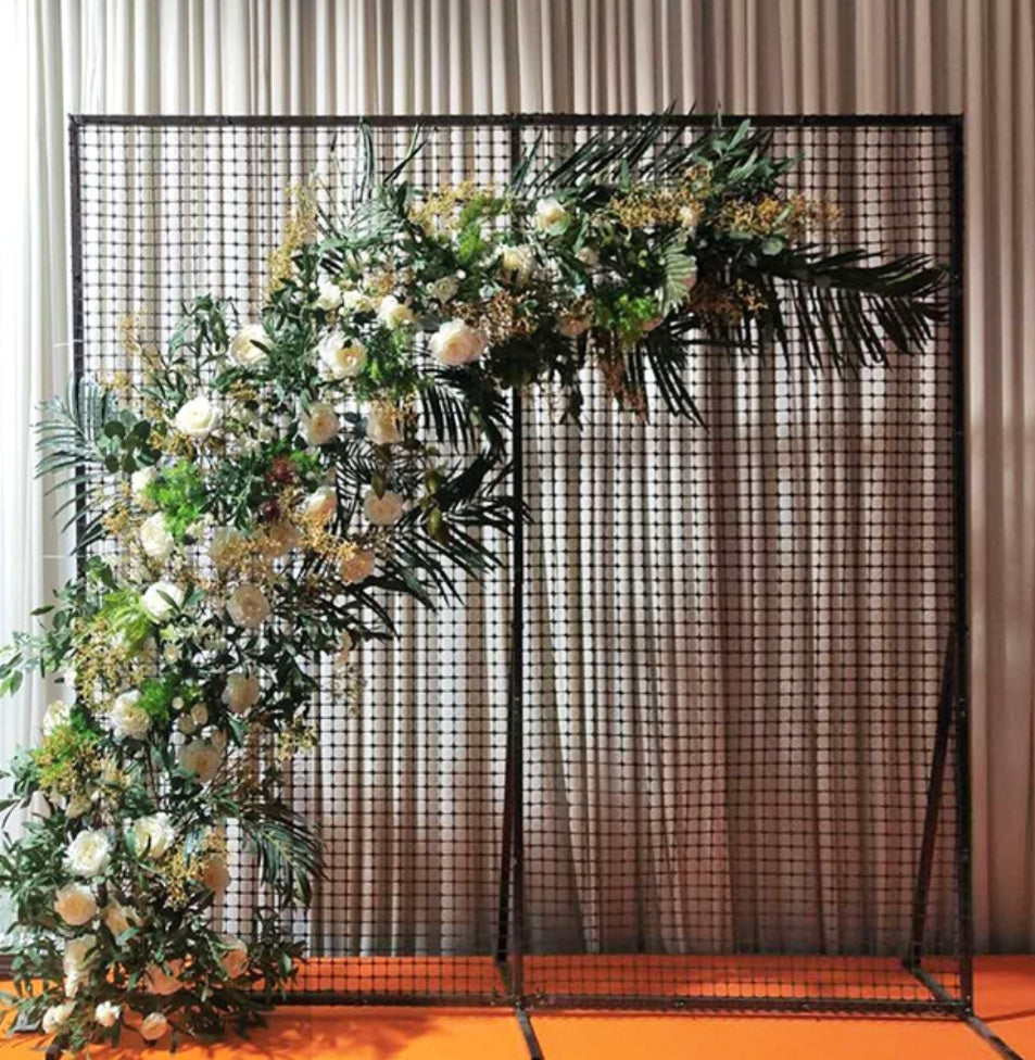 Flower Wall Frame with mesh