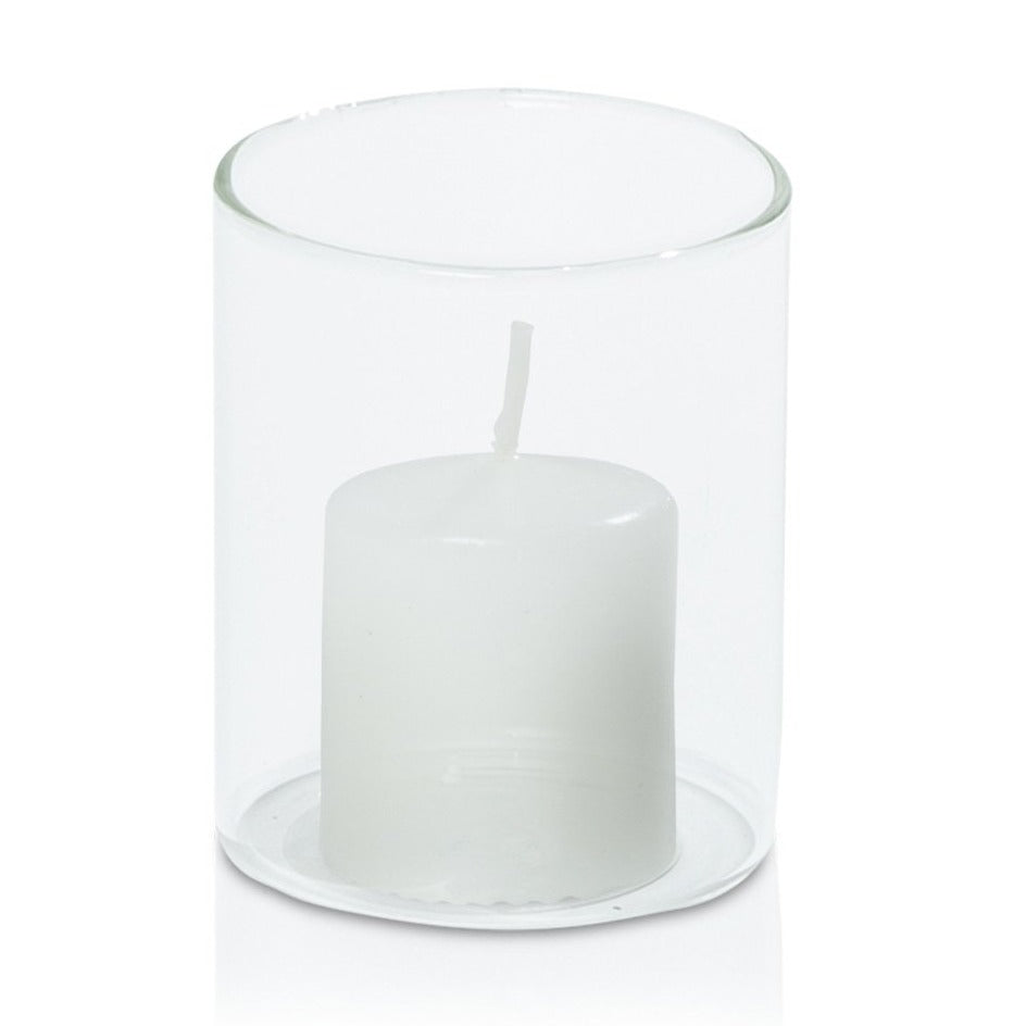 Clear Votive