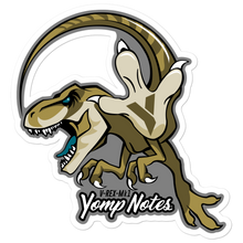 Load image into Gallery viewer, YOMPOSAUR V-REX-Mk1 - Sticker