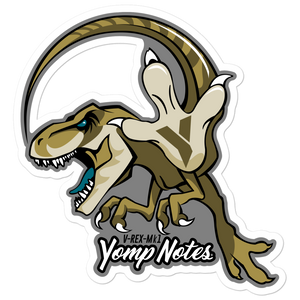 YOMPOSAUR V-REX-Mk1 - Sticker