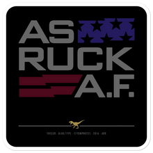 Load image into Gallery viewer, AS RUCK A.F. No16/V2 - Sticker