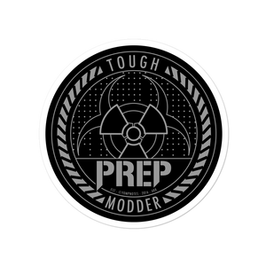 TOUGH PREP MODDER No5/V3 - Sticker