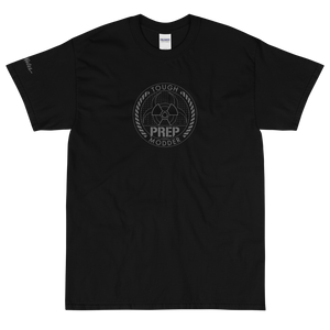 TOUGH PREP MODDER No5/V3 - Short Sleeve T-Shirt