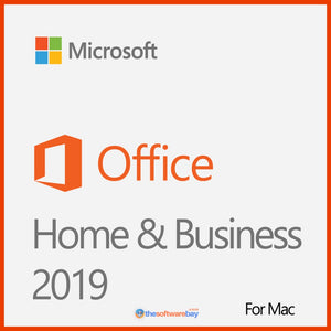 Office 2019 For Mac - Home & Business