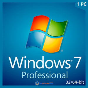 Windows 7 Pro Professional