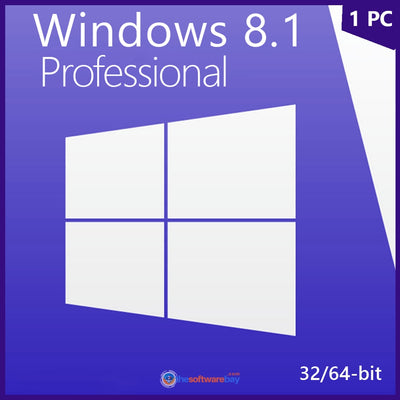 Windows 8.1 Pro Professional
