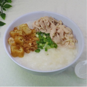 No.17 - Sliced Chicken Congee