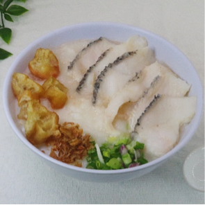 No.4 - Sliced Fresh Fish Congee