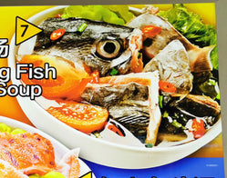 (No.7) Batang Fish Head Soup