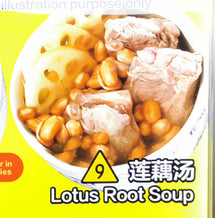 (No.9) Lotus Root Soup